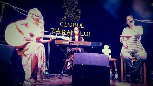 Trupa Antaki acoustic live la MȚR